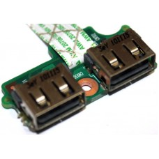 USB разъемы для HP 620 625 6050A2343301-USB-A02