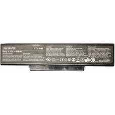 Аккумулятор BTY-M67 10.8V 4800mAh black