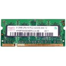 Модуль памяти So-DIMM DDR2 512- 667 Hynix HYMP564S64BP6-C4