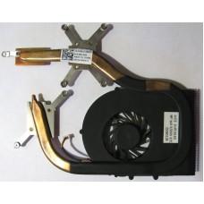 Кулер ноутбука Dell XPS M1530 34.4w105.001 + радиатор (разборка)