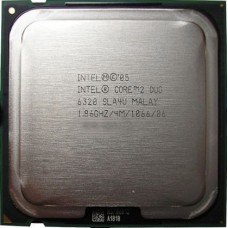 Процессор Intel Core 2 Duo 6320 (4M Cache, 1.86 GHz, 1066 MHz FSB) бу