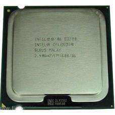 Процессор Intel Celeron Processor E3200 775 сокет (1M Cache, 2.40 GHz, 800 MHz FSB) бу
