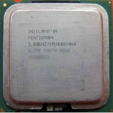 Процессор Intel Pentium 4 (2.8GHz, 1M cache, 800MHz FSB) бу