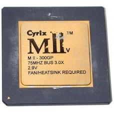 Процессор Cyrix MII-300GP (75 MHz 2.9V) сокет 7 бу
