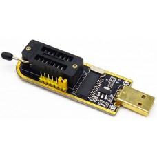 Программатор CH341A Gold USB для 24 и 25 серии