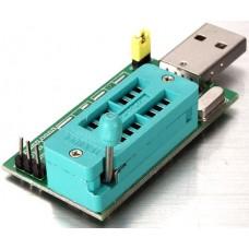 Программатор SPI FLASH CH341A USB для 24 и 25 серии