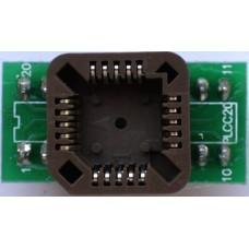 Адаптер PLCC20-DIP20