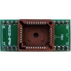 Адаптер PLCC32 - DIP32