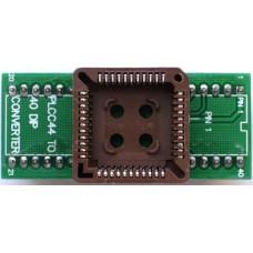 Адаптер PLCC44 - DIP40