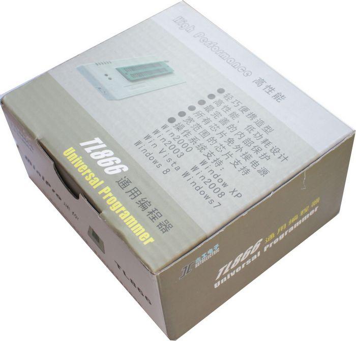 упаковка minipro tl866l